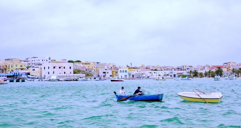 Photo du film Fuocoammare, par-del� Lampedusa